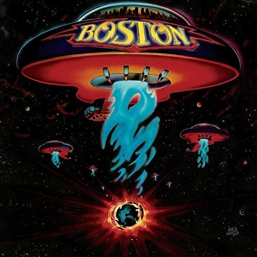 Boston - Boston [Limited Anniversary Edition Red LP]