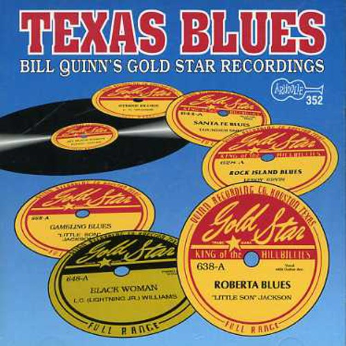 Blues Texas 1947-51 /  Various