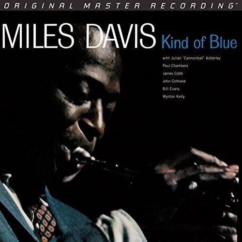 Miles Davis - Kind Of Blue (Hybr) (Omr)
