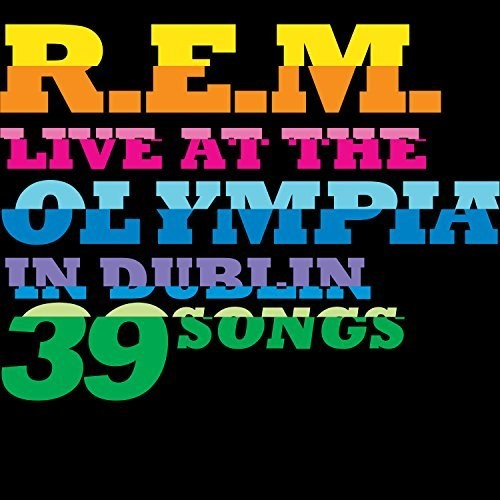 R.E.M.-Live at the Olympia