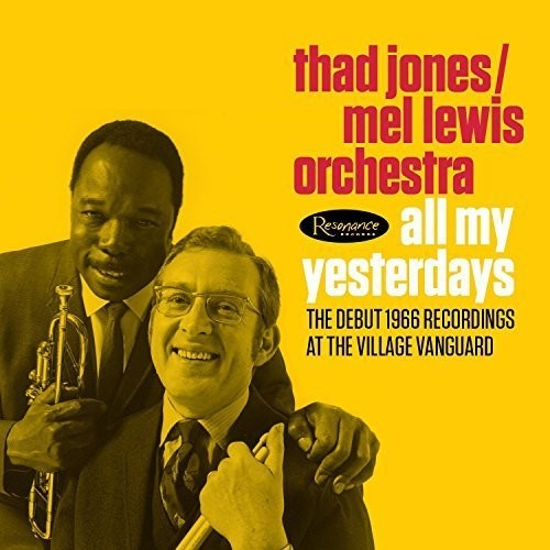 Thad Jones - All My Yesterdays: The Debut 1966 Village Vanguard
