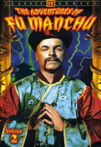 The Adventures of Dr. Fu Manchu: Volume 2