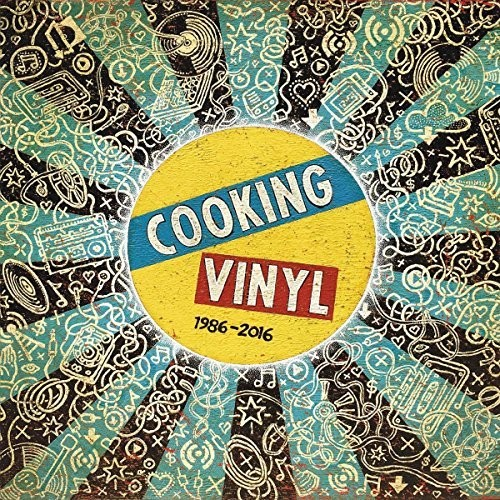 Cooking Vinyl 1986-2016 / Various Box Uk - Cooking Vinyl 1986-2016 / Various