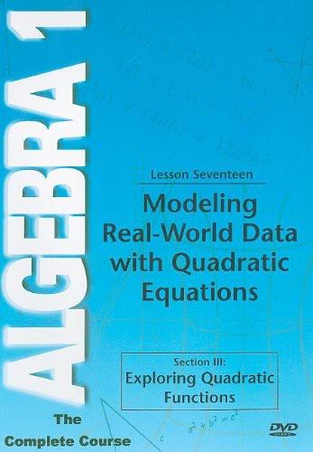 Modeling Real World Quadratic