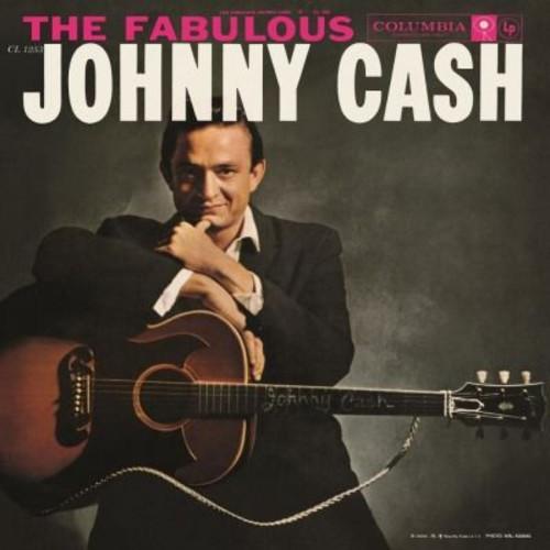 Johnny Cash - Fabulous Johnny Cash (Mono)