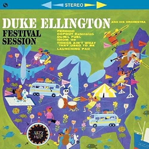 Duke Ellington - Festival Session + 2 Bonus Tracks [Limited Edition LP]