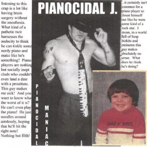 Pianocidal Maniac