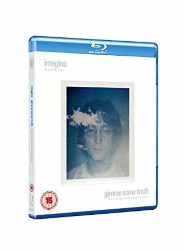 John Lennon And Yoko Ono - Imagine & Gimme Some Truth [Blu-ray]