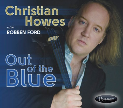 Christian Howes - Out Of The Blue