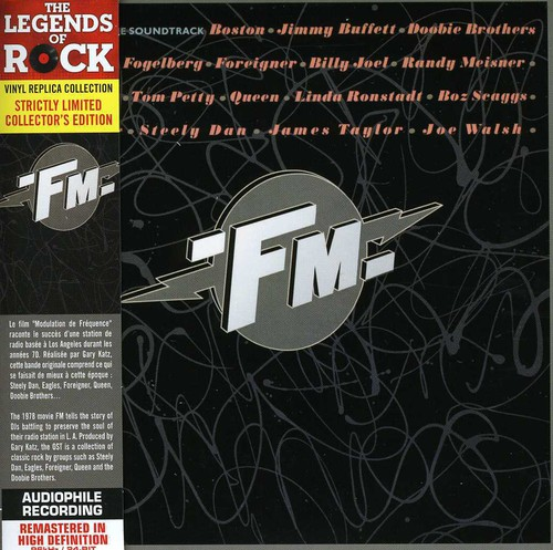 FM (Limited Edition)  (Original Soundtrack)