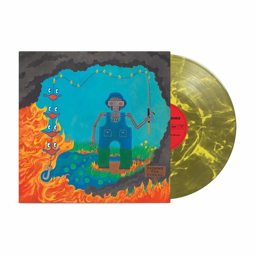 King Gizzard & The Lizard Wizard - Fishing For Fishies [Green LP]