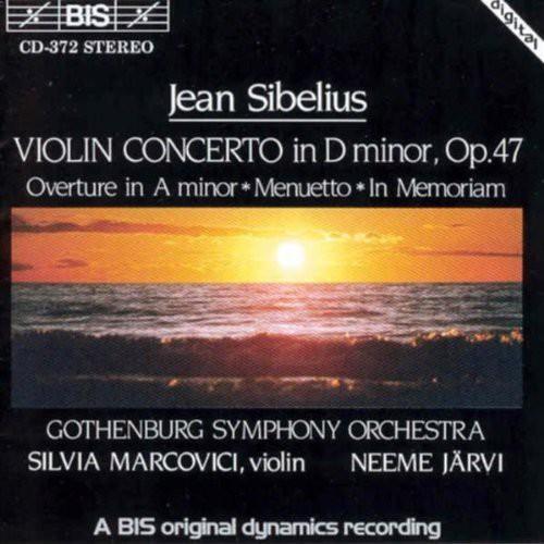 Violin Concerto /  Overture in A minor