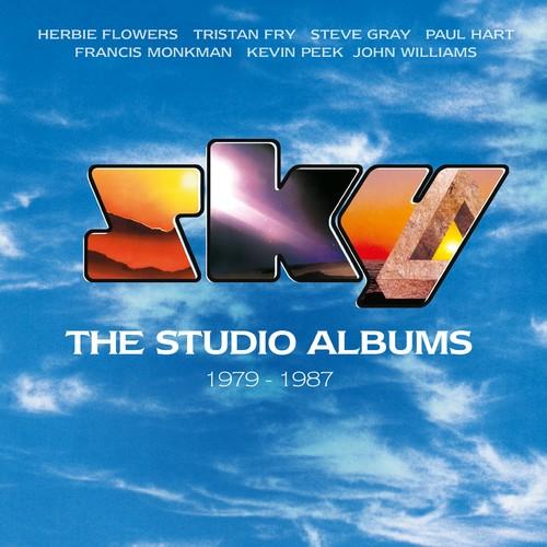 Sky - Studio Albums 1979-1987
