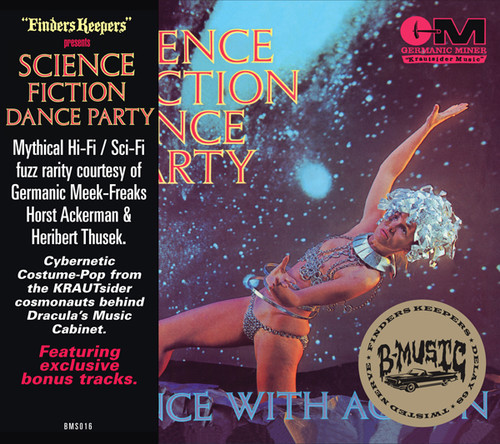 Science Fiction Dance Party: Dance with Action