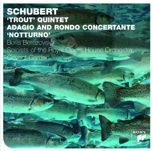 Schubert / Boris Berezovsky - Schubert: Trout Quintet