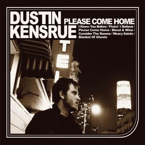 Dustin Kensrue - Please Come Home [Limited Edition Pink LP]