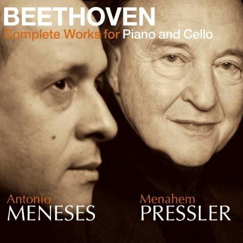Complete Works for Cello & Piano