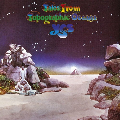 Yes-Tales From Topographic Oceans: Expanded Edition