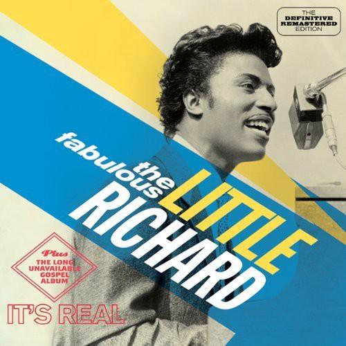 Fabulous Little Richard /  It's Real [Import]