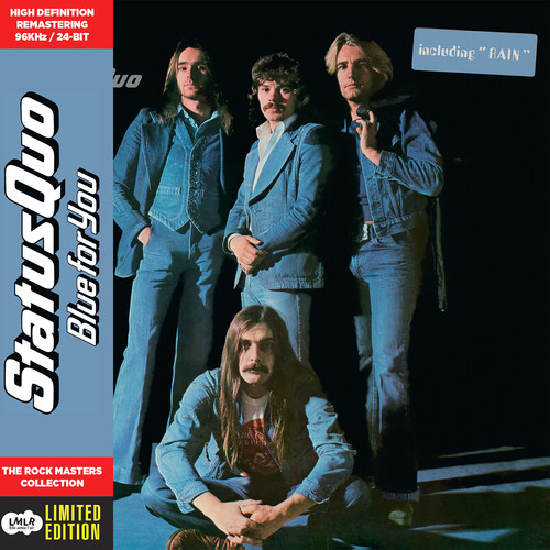 Status Quo - Blue For You (Coll) [Limited Edition] [Remastered] (Mlps)