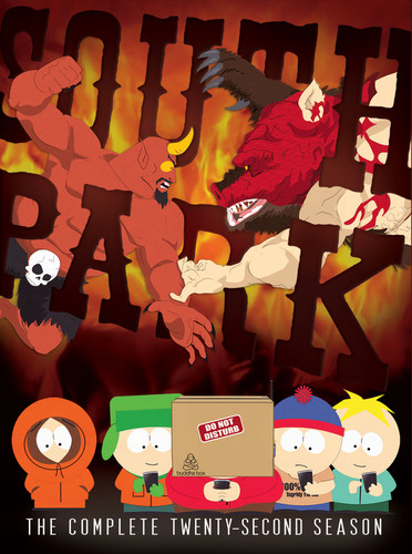 South Park: The Complete Twenty-Second Season