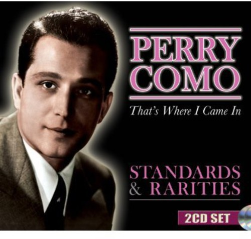 Standards & Rarities: That's Where I Came in