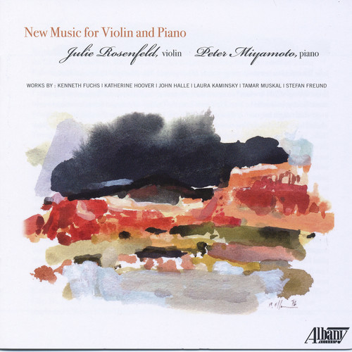 New Music for Violin & Piano