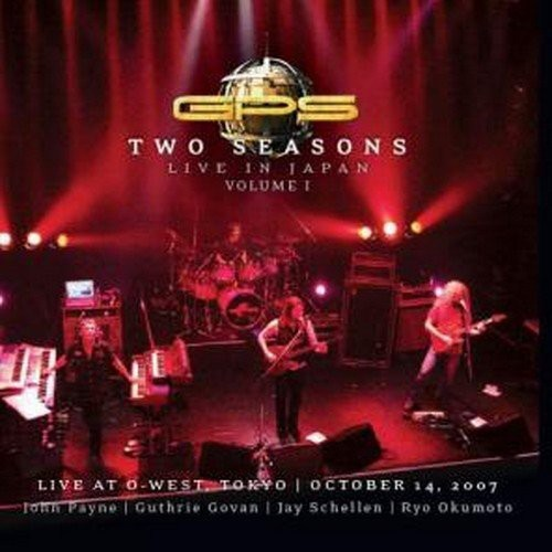 Two Seasons: Live in Japan Volume One