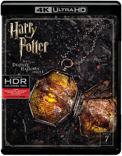 Harry Potter and the Deathly Hallows, Part 1 [4K Ultra HD Blu-ray] [UltraViolet]