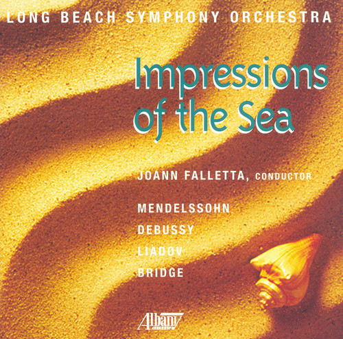Impressions of the Sea: Hebrides Overture Op 26