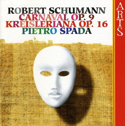 Carnival Op 9 /  Kreisleriana Op 16