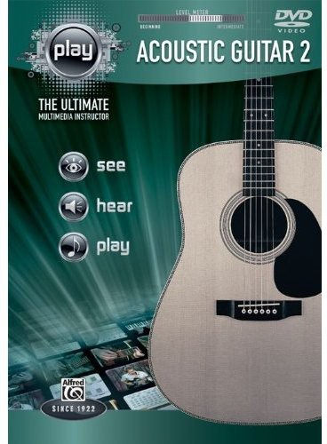 Alfred's PLAY Series Acoustic Guitar: Volume 2