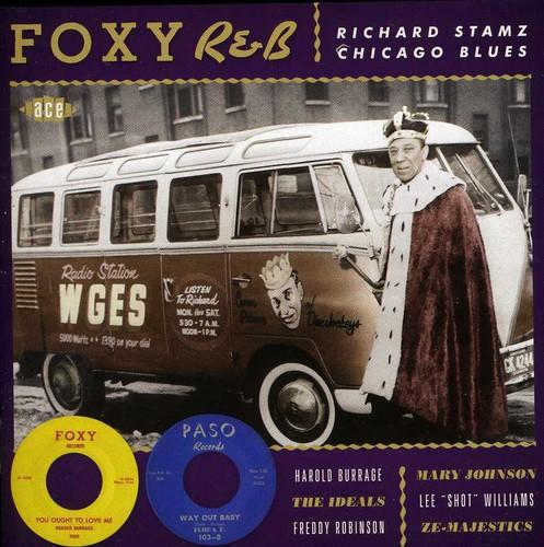 Foxy R&B: Richard Stamz Chicago Blues /  Various [Import]