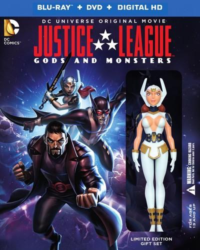 Justice League: Gods & Monsters