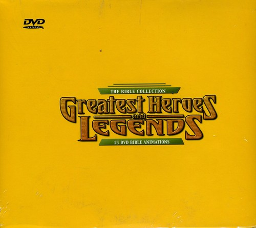Greatest Heroes & Legends (15 Disc Box) [Import]