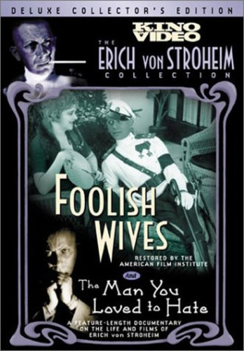 Nigel De Brulier - Foolish Wives / The Man You Loved To Hate