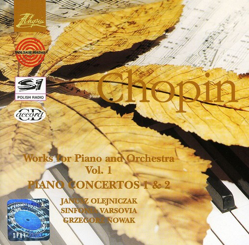 Concertos for Piano & Orchestra 1 & 2