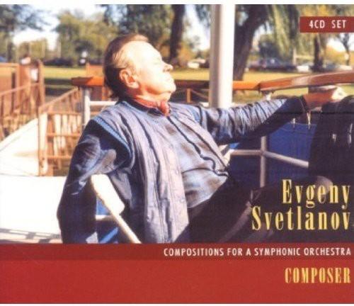 Svetlanov Conducts Svetlanov