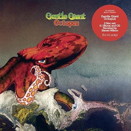 Gentle Giant - Octopus: Steven Wilson 5.1 Remix