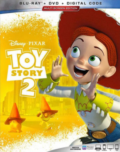 Toy Story [Movie] - Toy Story 2
