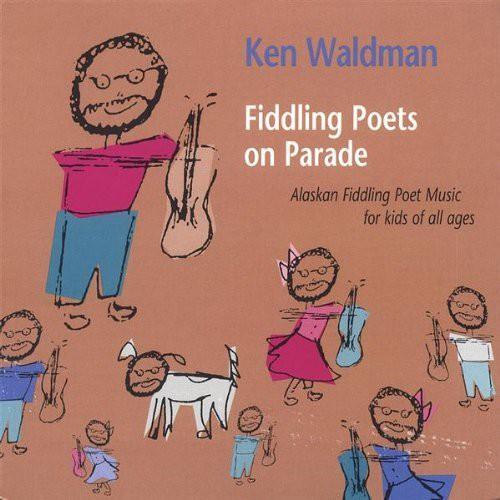 Fiddling Poets on Parade