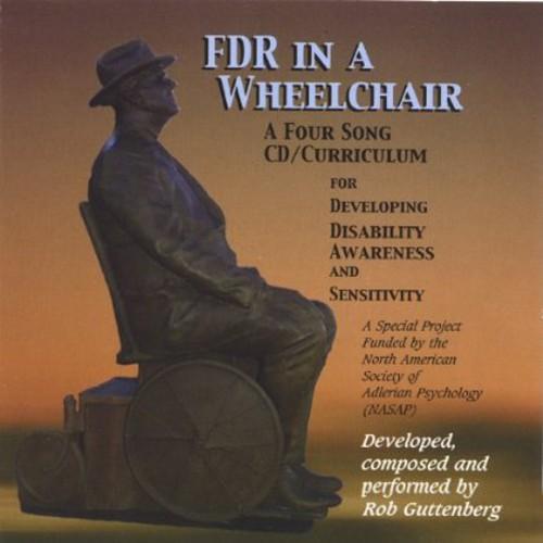 FDR in a Wheelchair