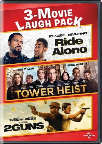 Ride Along /  Tower Heist /  2 Guns