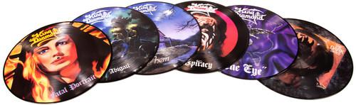 King Diamond Exclusive Vinyl Bundle