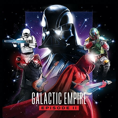 Galactic Empire - Episode II [LP]