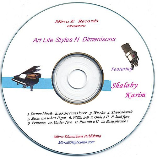 Art Life Styles-N- Dimemsions