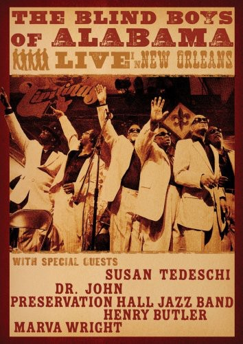 Live in New Orleans