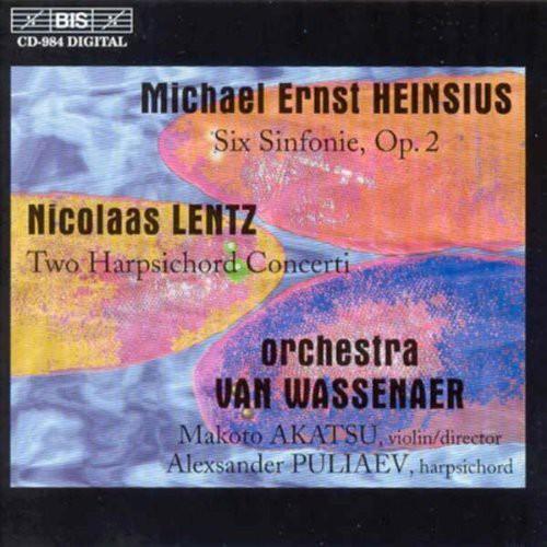6 Sinfonie /  2 HPSCHD Cti
