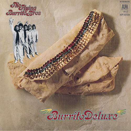 The Flying Burrito Brothers - Burrito Deluxe [Deluxe] (Hol)