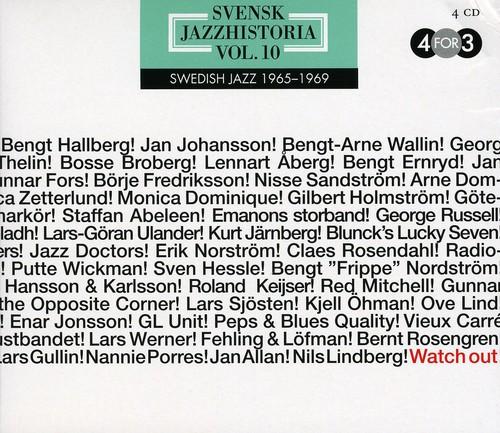 Swedish Jazz History 10: Watch Out